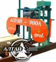 Бензиновая ленточная пилорама 900 proff Алтай HONDA