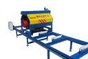 Станок для переработки тонкомерной древесины (баланса) СМТД-22
