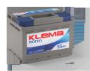 Аккумулятор KLEMA Norm 140 Ач EN 900 Евро клемма