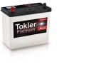Аккумулятор TOKLER Platinum Asia 140 Ач EN 1000 Универсал. резьба