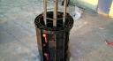 Пластиковая опалубка для круглых колонн