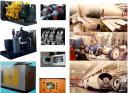 Генераторы электрического тока (Резервного питания и постоянного снабжения).Газовые, Дизельные.От 17,533 USD.