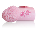 Увлажняющее мыло (розовое)