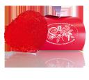 Увлажняющее мыло (красное)
