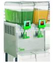 Сокоохладитель на 2 вида сока по 20 л (фонтан)