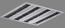 Светильник PTF/R LED UNI 595 4000K (1022000070)
