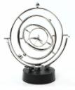 Настольный антистресс «Вечный двигатель «Сфера с дельфином» (24х22х10 см)
