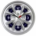 Часы-колесо №2 (диаметр 27 см) с подсветкой