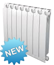 Радиатор BIMAX LUX биметаллический