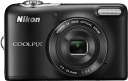 Фотоаппарат Nikon Coolpix L30 black