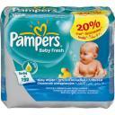 Влажные салфетки детские Pampers Baby Fresh 3*64шт