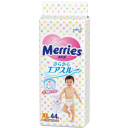 Подгузники Merries XL 12-20 кг, 44 шт