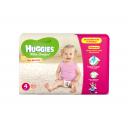 """Подгузники Huggies """"Ultra Comfort"""" Giga для девочек 4 8-14 кг, 80 шт"""