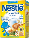 Каша Nestle Молочная Гречневая с бифидобактериями, с 4 мес., 200 г