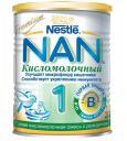 Молочная смесь Nestle NAN 1 Кисломолочный с рождения, 400 г