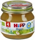 Пюре Hipp Яблоко, с 4 мес, 80 г, б/сах.
