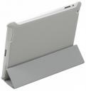"Чехол Jet.A для iPad 10"" IC10-28N из полиуретана Серый"
