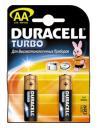 Батарея Duracell LR6-2BL Turbo (40/120/10200)