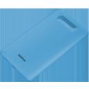 Корпус Nokia CC-3041 с функ.б/з для Nokia Lumia 820 голубой матовый