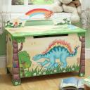 Ящик для игрушек Teamson Dinosaur