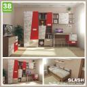 Комплект подростковой мебели Slash МЕТРО