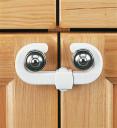 Защитный замок для створчатой двери CL72 1