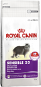 Royal Canin Sensible 33, вес 2 кг.