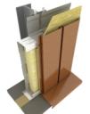 НПЭ-Уплотнитель Терморазделяющая полоса УПТП 3 мм*50мм*50м.п.