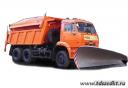ЭД-405А2 на самосвале КАМАЗ 65111 (6х6)