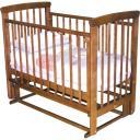 Детская кроватка Можга Марина С-700 <br> поперечный маятник
