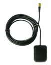 Миниатюрная активная антенна на магните Triada 2178 (P5) Глонасс/GPS разъём SMA кабель 3 м.