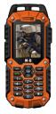 MIG77 водонепроницаемый противоударный сотовый телефон (2 sim) orange