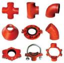 Victaulic Grooved Pipe Fittings (фитинги Виктаулик, Виктолик, Грувлок)