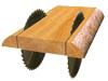 Станок кромкообрезной двухпильный с подвижной кареткой размер доски меняется без остановки СК-050 (15 кВт)