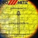 Болт фундаментный анкерный тип 1 исполнение 1 М12х300 ст3пс2 ГОСТ 24379.1-2012