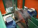 Станок брусующий для переработки тонкомера