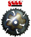GASS 450x50х3,2х18+6 очистителей пропила