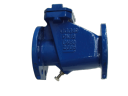 Клапан обратный створчатый, DN65 PN16, FIG-128, уплотнение EPDM, Valar