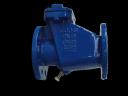 Клапан обратный створчатый, DN200 PN10, AV-128, уплотнение EPDM, Valar