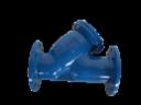 Фильтр механической очистки (косой фильтр) DN65 PN16, AV-416D, Valar