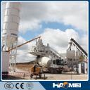 Мобильный бетонный завод – модель YHZS60