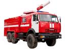 Пожарная машина КамАЗ-43118