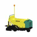 Колесный мини асфальтоукладчик Ammann AFW 150 G