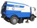 Подметально-уборочные машины КО-326