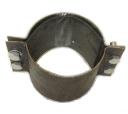 Ремонтный хомут стальной Ду 150