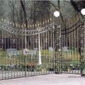 ворота кованые--89046654299