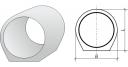 Трубы железобетонные и трубопереезды