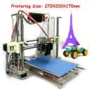 DIY настольный 3D-принтер Prusa I3,3D принтеры,Настольный 3D-принтер,3D-принтер светоотверждаемым полимером 3DP-08c 1080106