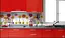 Кухонный фартук (основа ПВХ, HDF)