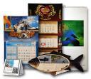 Печать всех видов календарей